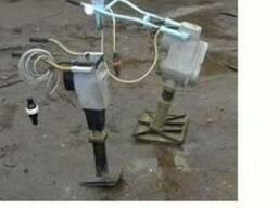 Аренда вибротрамбовки (виброноги) электрической 30, 80кг