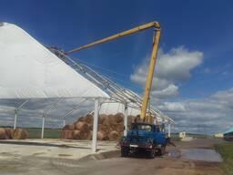 Автовышка 22 метра Зил 131 вездеход 6х6
