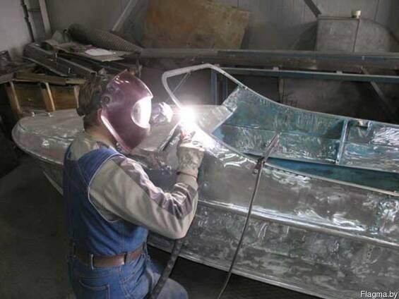 Аргонная сварка алюминия и сплавов