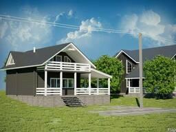 Архитектурный проект дома или коттеджа для согласования