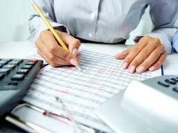 Аудиторские услуги, бухгалтерские услуги, налогообложение