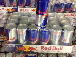 Austria Red Bull 250ml ready for shipment