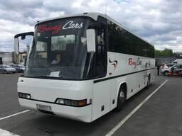 Автобус европейского уровня заказать в Гомеле до 55 мест