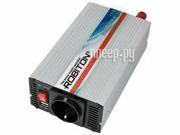 Автоинвертор Robiton R300 PSW (300Вт) с 12В на 220В 13320