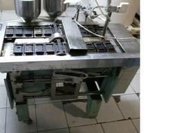 Автомат для выпечки высококачественных кексов с начинкой