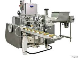Автомат упаковки и расфасовки масла, творог