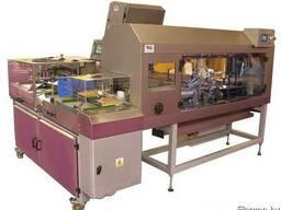 Автоматическая линия для резки и упаковки хлеба