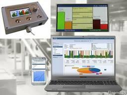 Автоматизация учета и контроля на производстве