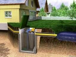 Автономная БИО канализация Евробион для дома