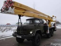 Автовышка В/С 22 метра на базе ЗИЛ