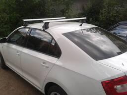 Багажник на крышу Шкода (Skoda) с доставкой по Беларуси