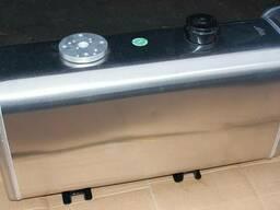 Бак гидравлический закабинный 150л алюминиевый (50х31х100)