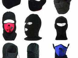 Балаклавы в Минске, зимние маски, маски горнолыжные, доставк