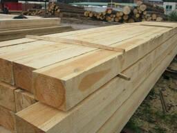 Балки деревянные. ( 6м, 7м, 8м, 9м. Различные сечения. )