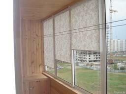 Балконные рамы из алюминия и ПВХ от производителя