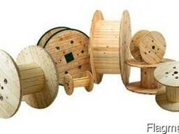 Барабаны деревянные для кабельной продукции
