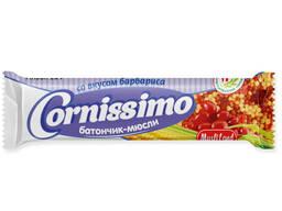 """Батончик-мюсли специализированный """"Cornissimo"""" со вкусом барбариса для диетического и спец"""