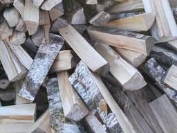 Березовые дрова. Колотые. Самовывоз и доставка.