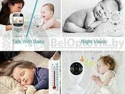 Беспроводная цифровая видео (радио) няня You Can Always Have Your Eye on Baby С ЖК. ..