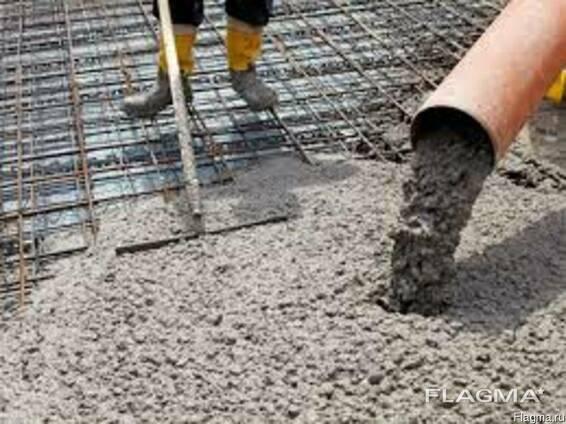 гарцовка бетон