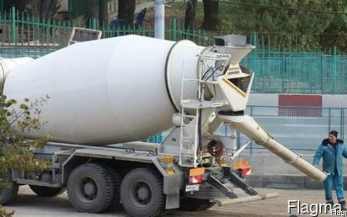 бетон в барановичах