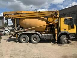 Купить бетон в бресте с доставкой цена за куб сравнение пенобетона и газобетона и керамзитобетона