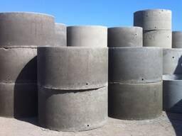Бетонные кольца для колодцев кс15-9