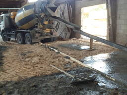 купить бетон для фундамента в могилеве