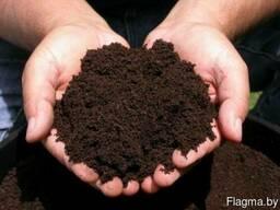 Биогумус - органическое комплексное удобрение