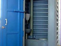 Биотуалет (туалетная кабина)