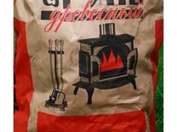 Бизнес по продаже древесного угля