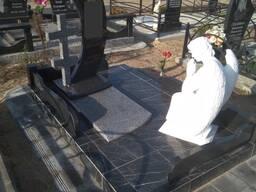 Благоустройство мест захоронения Мозырь