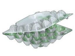 Блистерная упаковка для перепелиных яиц