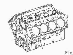 Блок цилиндров Mercedes OM 502 LA Новый