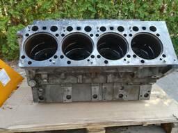 Блок двигателя Мерседес ОМ 502 (om502la)