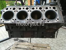 Блок двигателя Мерседес ОМ502 (om502la)