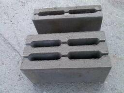 Блок пескоцементный 200\200\400 M100