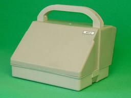Блок питания электрического ограждения ИЭ-3, работает от встроенной аккумуляторной. ..