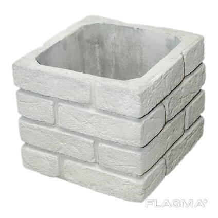 Блоки бетонные для забора