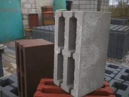 Блоки цементно-песчаные, Демлер