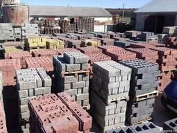 Блоки для заборов, столбов, фундаментов и стен - фото 2