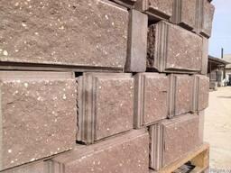 Блоки для заборов, столбов, фундаментов и стен - фото 3