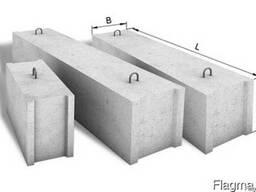 Блоки ФБС (фундаментные)