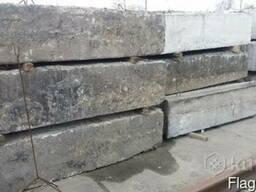 Блоки фундаментные ФБС 24*3*6 и 24*4*6 б/у