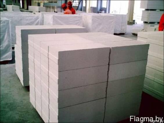 Блоки газосиликатные 1 категория (на клей)