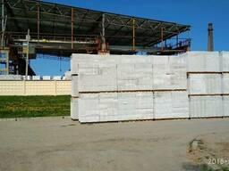 Блоки газосиликатные от производителя Забудова