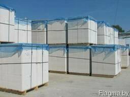 Блоки газосиликатные стеновые из ячеистого бетона цена с дос