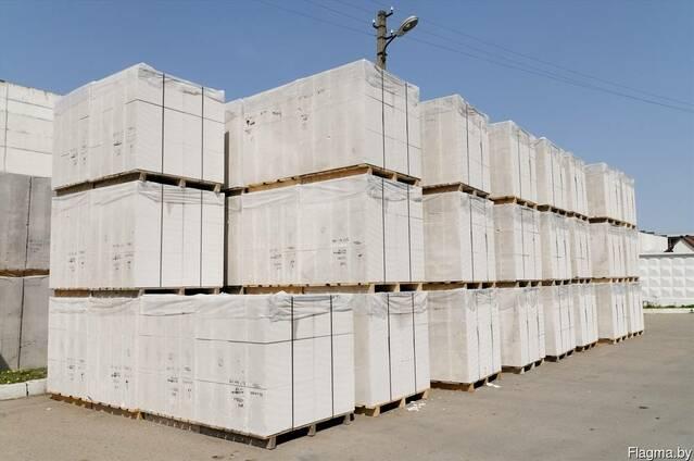 Блоки газосиликатные Забудова
