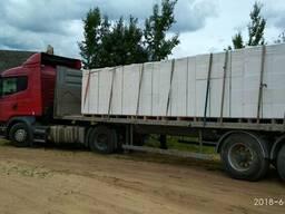 Блоки газосиликатные Забудова 250*400*625