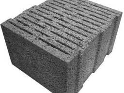 Блоки керамзитобетонные ТермоКомфорт доставка, разгрузка
